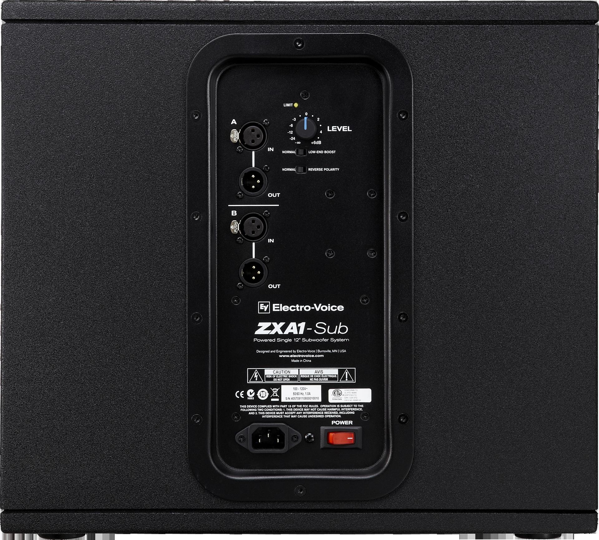ZXA1-Sub 12